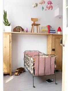 the boo and the boy: Nurseries for girls.