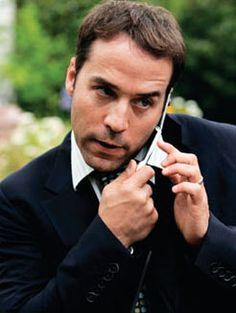 Ari Gold; I aspire to be like this character when I'm older. Only more badass.