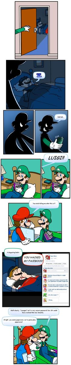 Pranksters 2: Page 3 by Nintendrawer on DeviantArt
