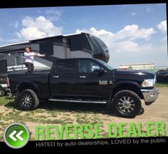@ReverseDealer: This 2013 #Ram 2500 #Laramie diesel is complete with levelling kit rims+tires! Priced for $53,900! Rims And Tires, Used Cars, Diesel, Monster Trucks, Public, Kit, Vehicles, Rolling Stock, Vehicle