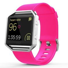- Replacement band for your Fitbit Blaze - Choose from a variety of colors - BAND ONLY. DOES NOT INCLUDE FITBIT BLAZE.