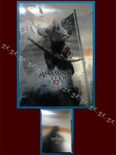 "for sale on ebay! nickname: ""christian198112""  Metal plaque assassin's creed 3"