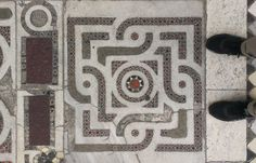Spoleto's Duomo textures
