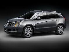 Oh yeah, Cadillac SRX yeah