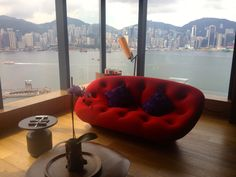 Vivienne Tam Suite at Hotel Icon Hong Kong