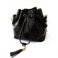 Borlas de moda y diseño de Cuerda de la Mujer bolsa de hombro para Vender - La Tienda En Online IGOGO.ES