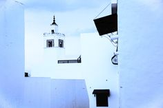 Sidi Bou Saïd (Tunis) - Antony Drugeon http://www.antonydrugeon.fr/photographies/