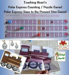 2 Polar Express Math Games