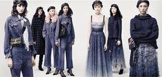 Dior Fall 2017 campaign by Brigitte Lacombe