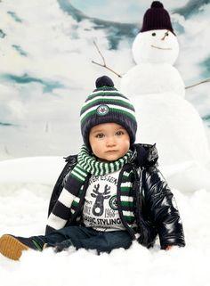 Losan Baby szett, egy tündéri modellen! :)