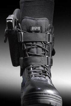 Bianchi Ranger Triad Ankle Holster Model 4750