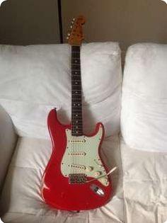 Fender Stratocaster John CRUZ Relic 1963  #vintageandrare #fender #johncruz