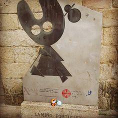 Abergue de #peregrinos de #Redondela en #Galicia. #CaminodeSantiago #peluches #pelucheando