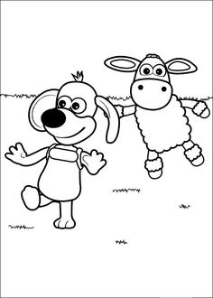 Big Teddy Bear Hugging Little Coloring Page