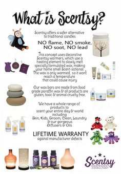 What is scentsy ?