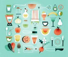 La cocina. SOl LInero- wow!