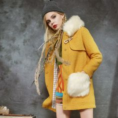 same style with color yellow