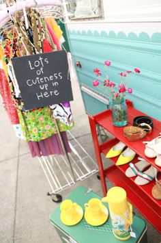 Seattle Boutique Blogspot: Mobile Fashion Truck Hits the Streets of Seattle