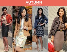 extrapetite ~ pumpkin + green lace, oxford shirt + map skirt, navy layers + neutrals, grecian taupe + tweed
