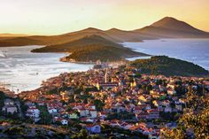 Luxury accommodations, spa treatments, gourmet food, and plenty of opportunities for exercise making Lošinj an island of wellness and vitality. Cheap Travel Insurance, Croatia Travel, Top Destinations, Spa Treatments, Future Travel, Aerial View, Where To Go, Trip Planning, Travel Inspiration
