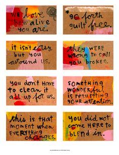 Guerilla Art — Messy Canvas