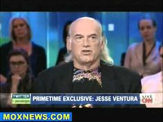 Jesse Ventura - the system runs on bribery - every war starts with a false flag operation Jesse Ventura, He Is Coming, Live Tv, Cnn Live, Inside Job, Dont Tread On Me, Conspiracy Theories, Current Events, Documentaries