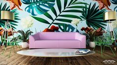"""Full picture of """"tropical 01"""" by #Triametry - - - - #architecture #design #tropical #pink #cgi #Cinema4D #Vray #C4D #hotel #CostaRica #Ecologic #Arquitectura #diseño #pinksofa #archilovers #architecturelovers #beach #playa #studio #flowers #chair #photoshop #arquitectura #domus #diseñointerno #renderizer #instarender #costarica by triametry"""