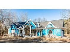 """""""Pinterest Perfect"""" home, sitting on a 3  acre, estate sized lot #oxford #mi"""