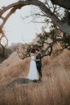 dreamy engagement session