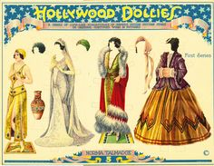 Hollywood Dollies — Norma Talmadge
