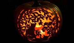 interessante Halloween Dekoration