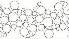 R&S Design: Shop | Category: Pattern Boards - By Designer | Product: PR Whole Lotta Bubbles