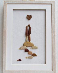 Custom order- couple in love and genuine heart shaped beach stone #pebbleart #loveart #wallart #walldecor #weddinggift #couple #coupleinlove #fineart #instaart #etsy #etsyart #etsyshop #etsystore #etsyfinds #etsylove #handmadegifts #handmade #handcrafted #artwork #artist #art #homedecor #shopsmall #supporthandmade #etsyelite #giftideas #pebbleartdream #creative #instahandmade