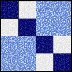 Free Easy Quilt Block Patterns | ... Quarters: Kansas' Premier Quilt Shop with Free Quilt Patterns