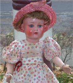 ANTIQUE **** RARE **** Marilu doll ARGENTINA ALL ORIGINAL!!!