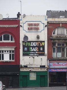 Paddy's Irish Bar Liverpool Streets Have No Name, Irish Bar, Liverpool Home, Mount Pleasant, Places Of Interest, England Uk, Dream Vacations, Countryside, Places To Go