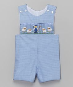 Look at this Blue Shepherd John Johns - Infant & Toddler on #zulily today!