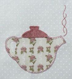 beautiful stitching --- something to admire