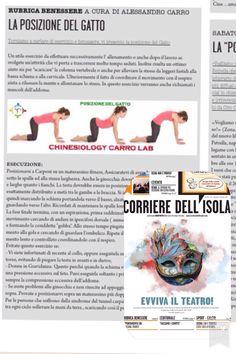 Mio Articolo Sul Corriere dell'isola a Pag 16.. Stay tuned!!