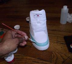 b5aa35e35ae1 12 Best shoe customs designs images