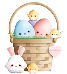 cute mange bunnies