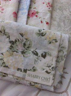 vintage Rachel Ashwell Shabby Chic fabrics