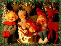 Vintage - Christmas Decorations