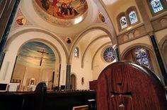 New Liturgical Movement: New Architectural Work: St. John Neumann, Farragut, Tennessee