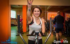 Marieta instructor indoorwalking la Gym Life Club Sala Fitness, Aerobics, Gym Equipment, Club, Life, Workout Equipment