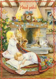 Christmas Eve by Lisi Martin