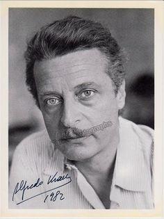 Kraus, Alfredo - Signed Photo