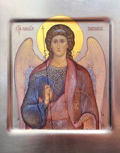 Byzantine Art, Archangel Michael, Gabriel, Orthodox Icons, Angel Art, Wedding Art, St Michael, Blogger Themes, Christianity