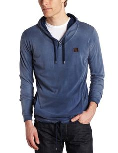 Diesel Men's T-Lawson Pullover Shirt