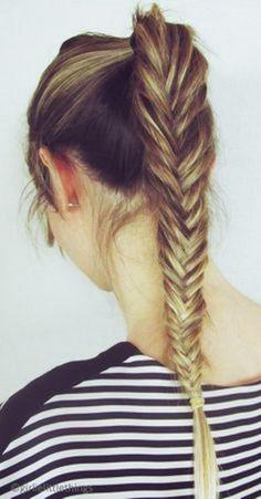 Geniales peinados sencillos que te podrs hacer facilmente